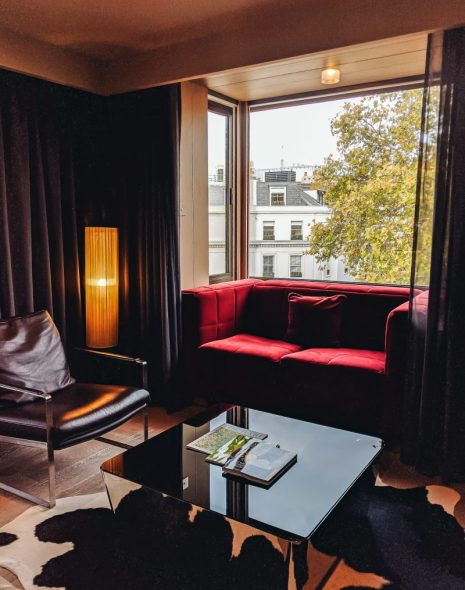the hari hotel london