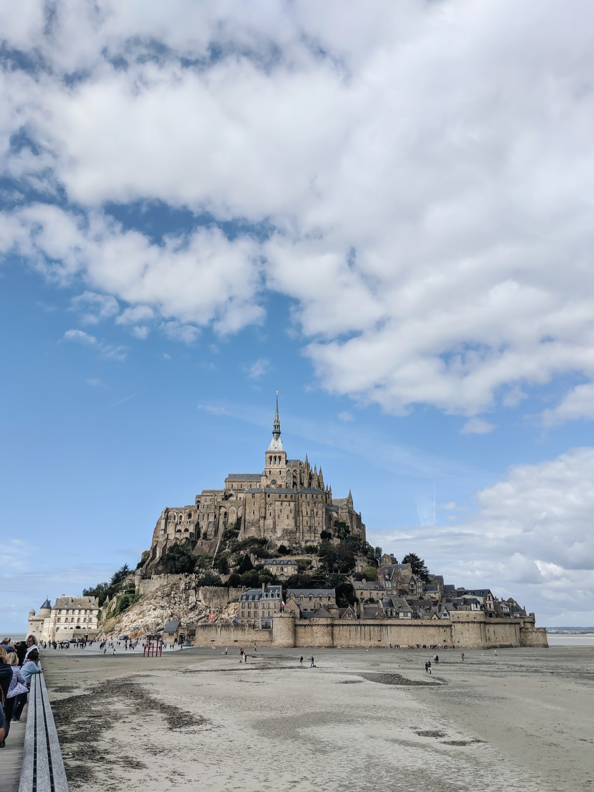 מסלול טיול בצפון מערב צרפת