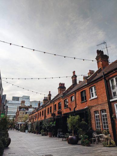 רחוב פביליון לונדון