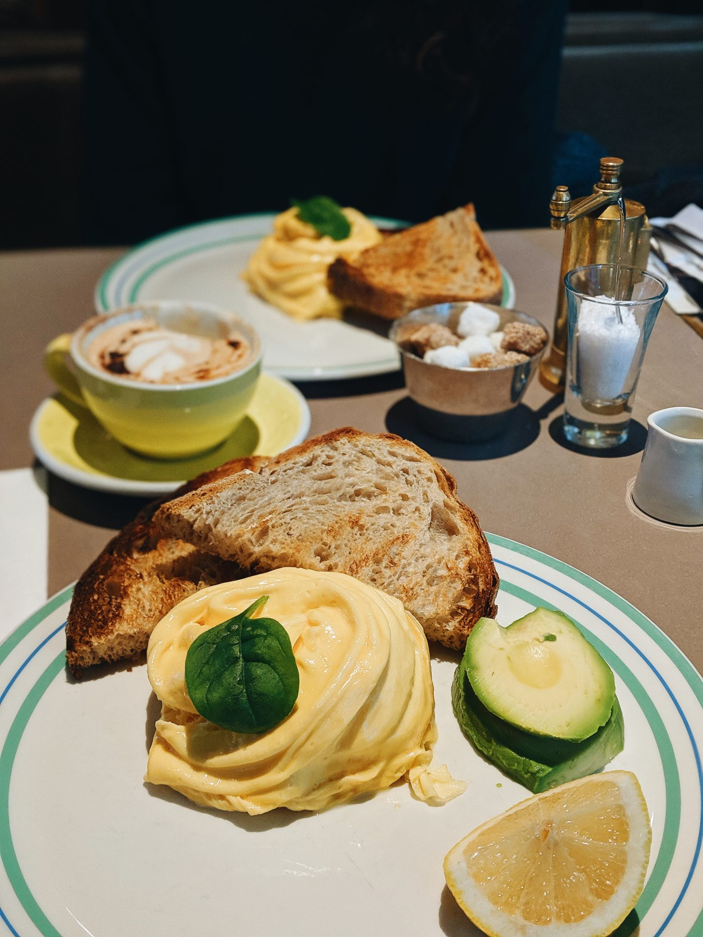 best restaurants and cafes in London