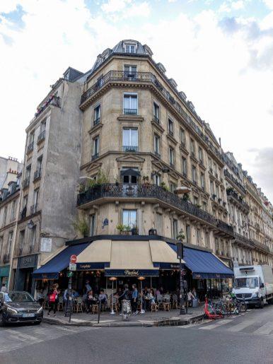 רחובות פריז