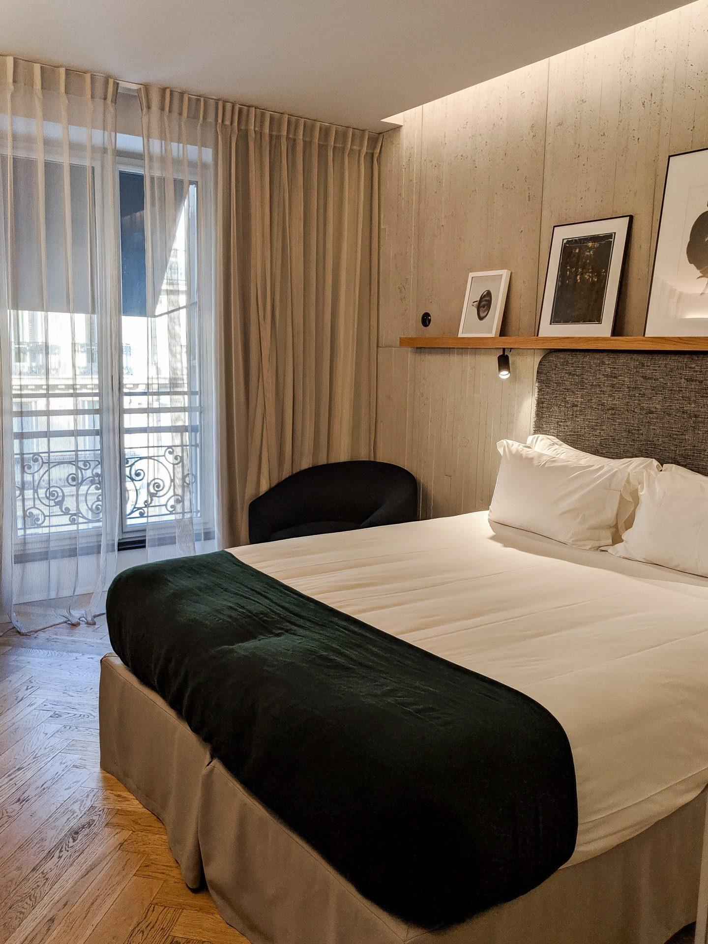Hôtel National Des Arts et Métiers - room view