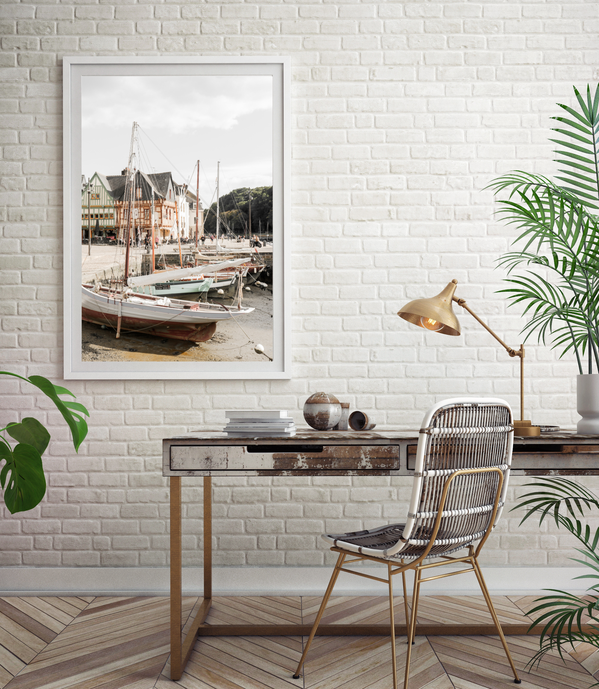 auray france wall print