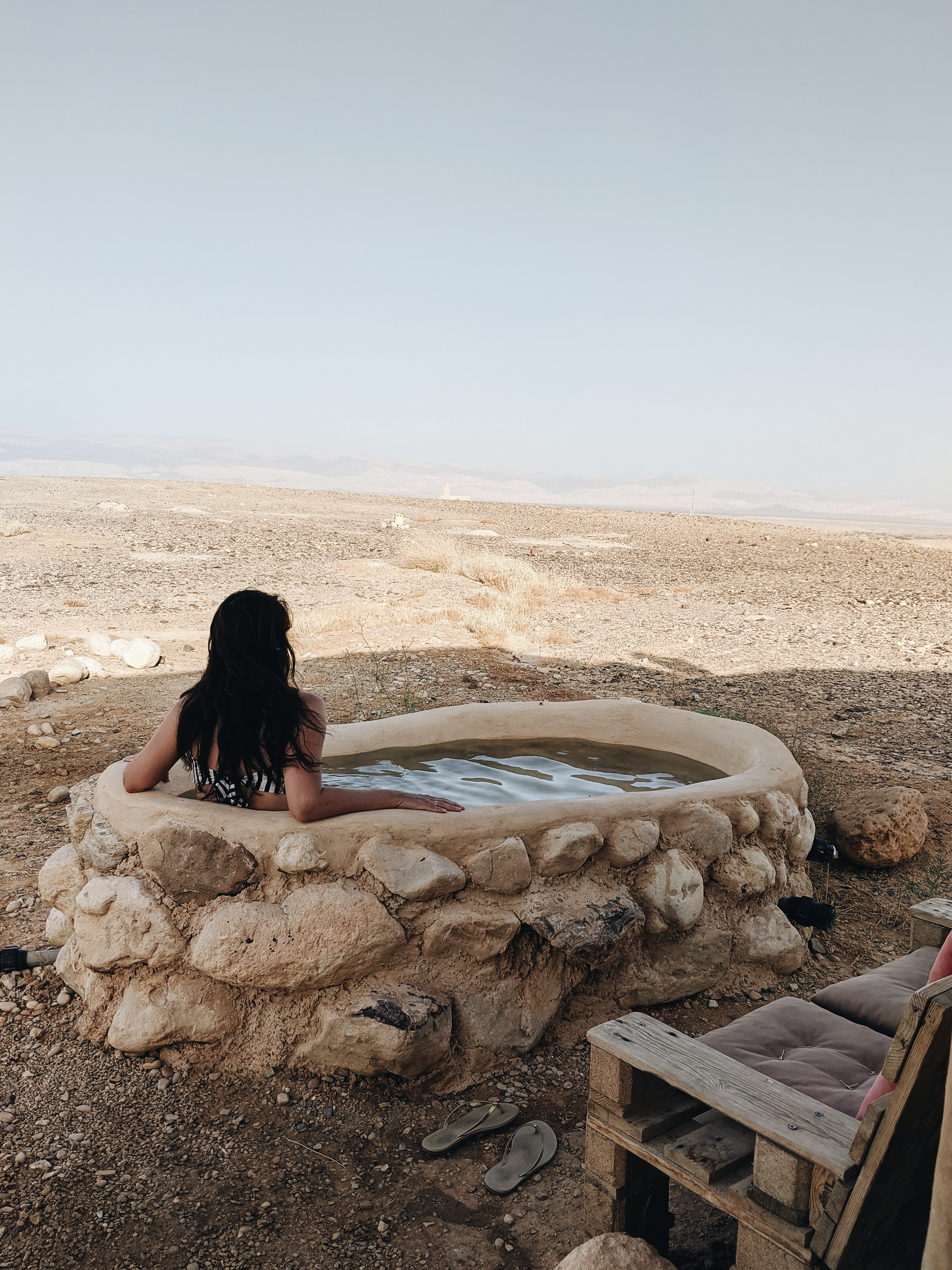 cabins in the desert israel