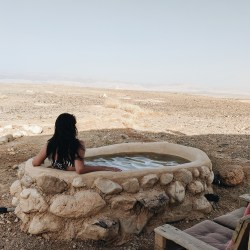 Two-day desert vacation in Israel