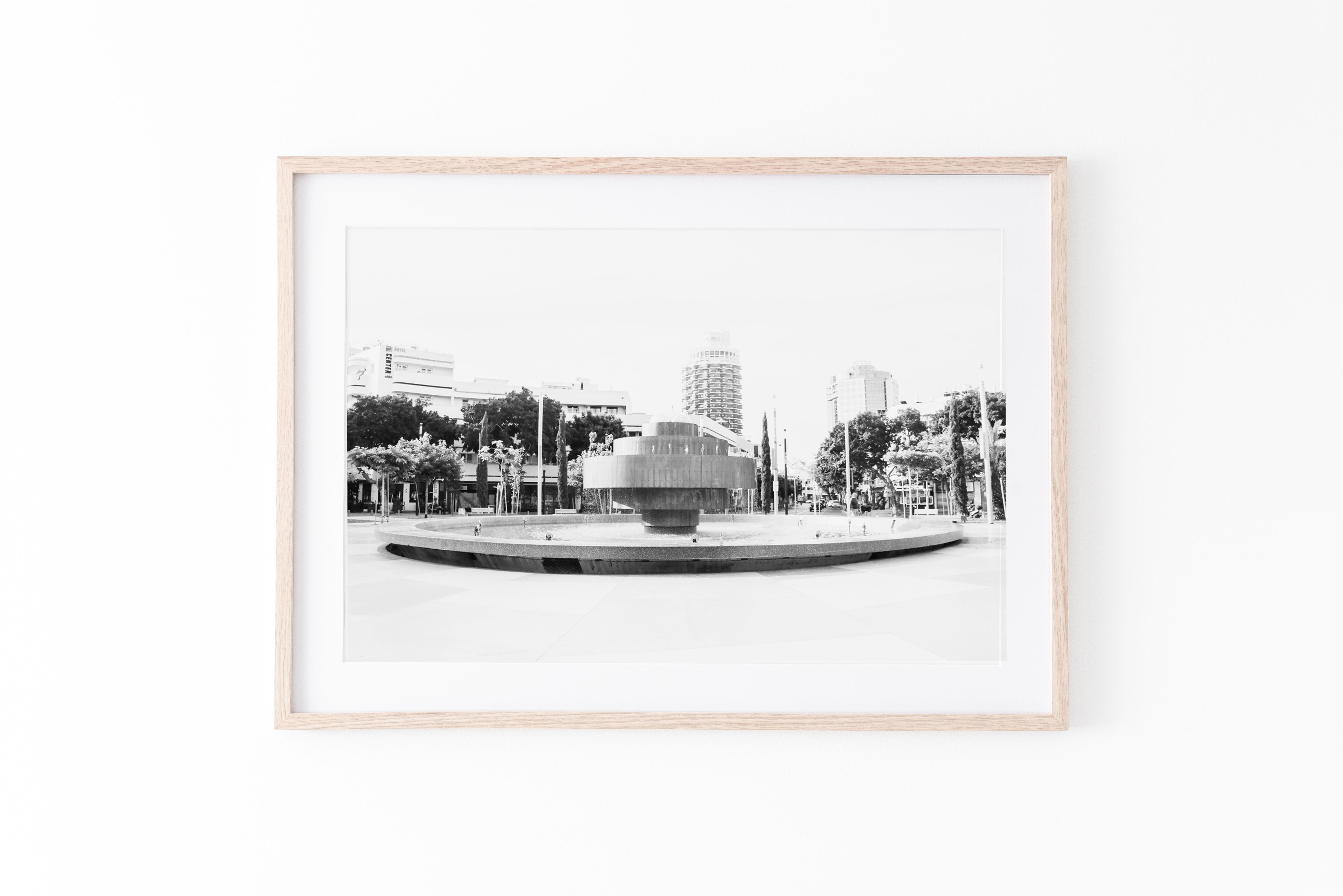 כיכר דיזינגוף תל אביב