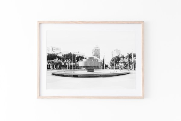 dizengoff square tel aviv print