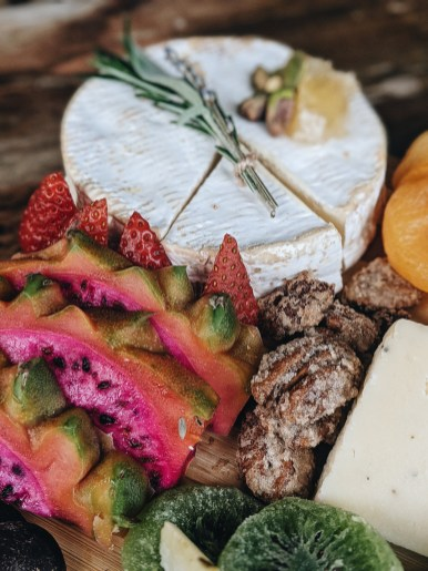 Brunch trays and food boards in Tel Aviv