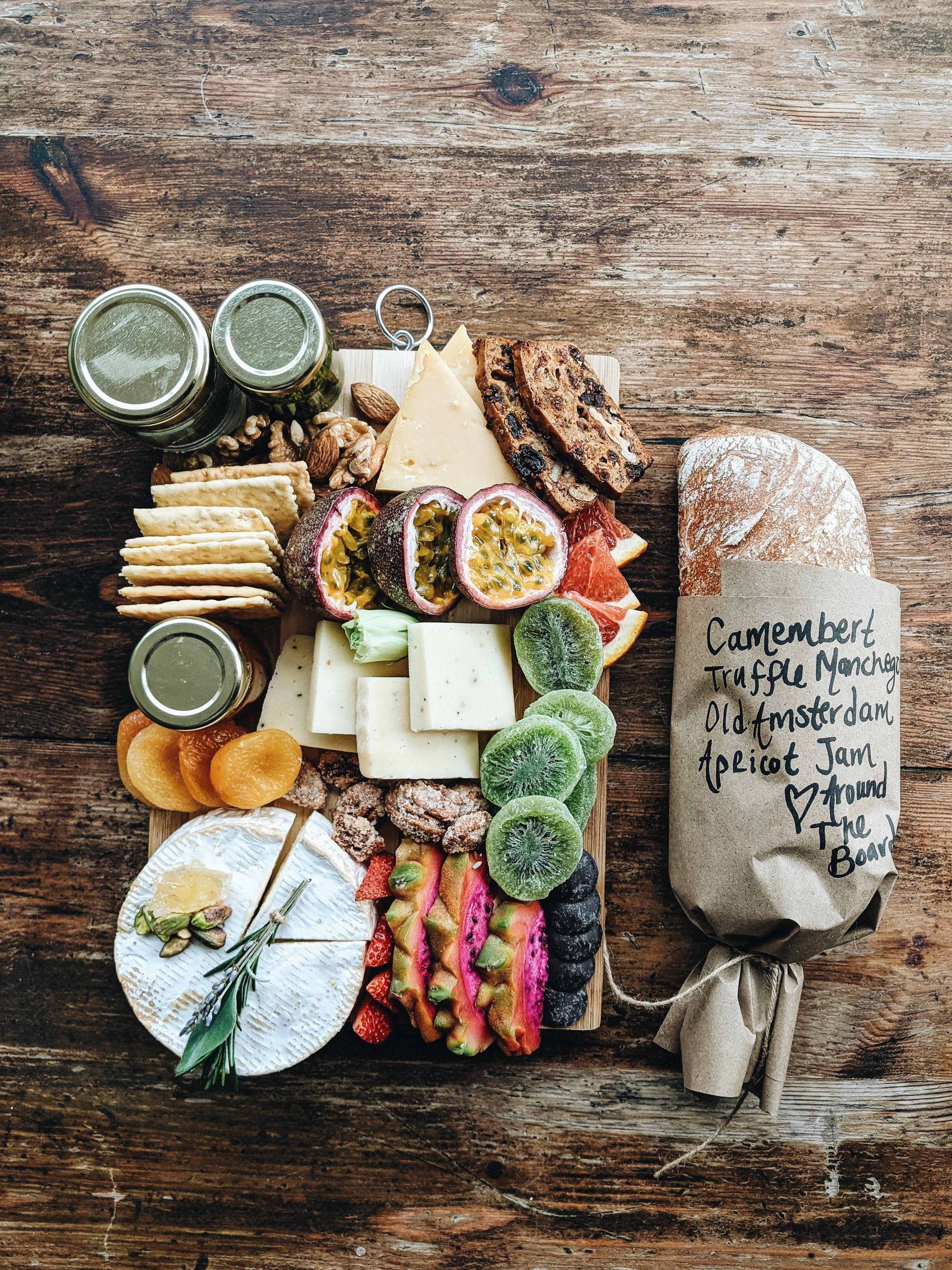 מארזים ומגשי אירוח הכי טובים בתל אביב
