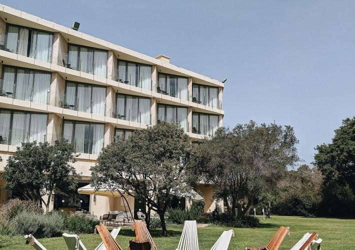 Spa day at the Dan Caesarea hotel