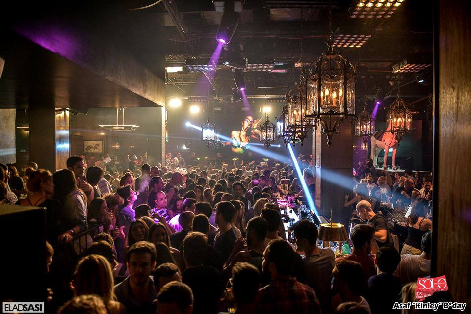 Solo club  Tel Aviv Party