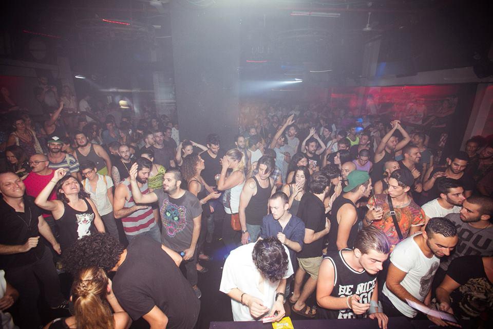 Duplex Club  Tel Aviv Party