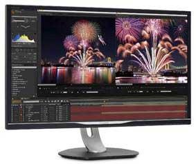 monitor con USB-C