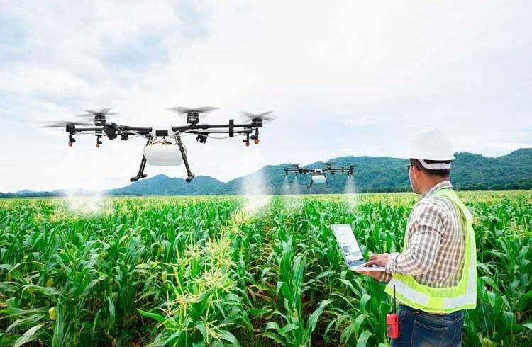 precision farming agritech