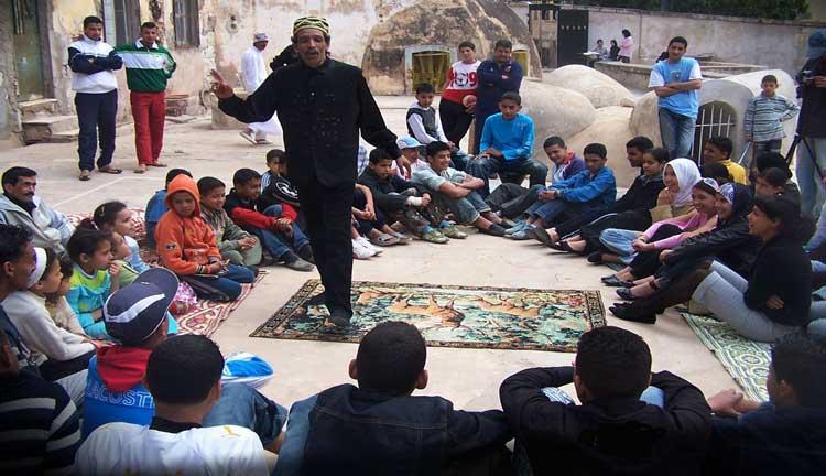 hakawaty arab culture