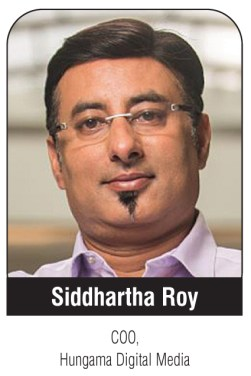 Interview with Hungama Digital Media's Siddhartha Roy