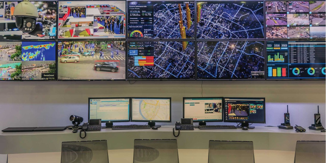 Core Control: Key ICCC projects under the Smart Cities Mission