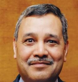 Satya Narain Gupta, Chairman, India and BIMSTEC, BLUETOWN