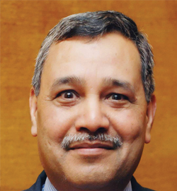 Satya Narain Gupta, Chairman, India and BIMSTEC, BLUETOWN
