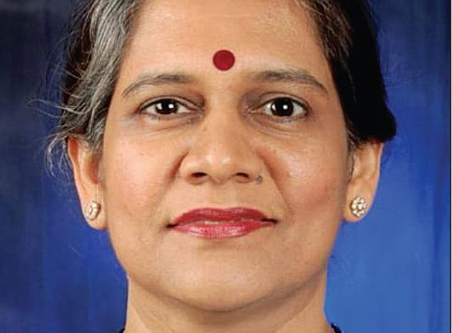 Pamela Kumar, Director General, Telecom Standards Development Society of India