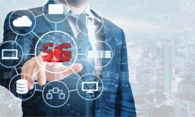 Key Partners : Telcos' role in building 5G-enabled smart cities