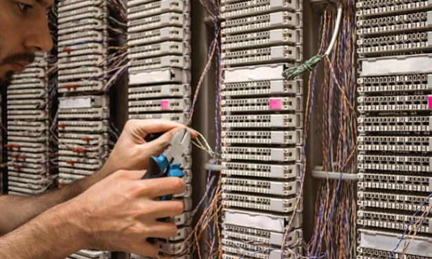 Building a Backbone : Role of ITI in developing India's telecom network