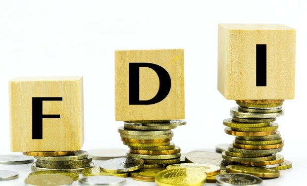 Government notifies provision for allowing 100 per cent FDI in telecom sector under the automatic route