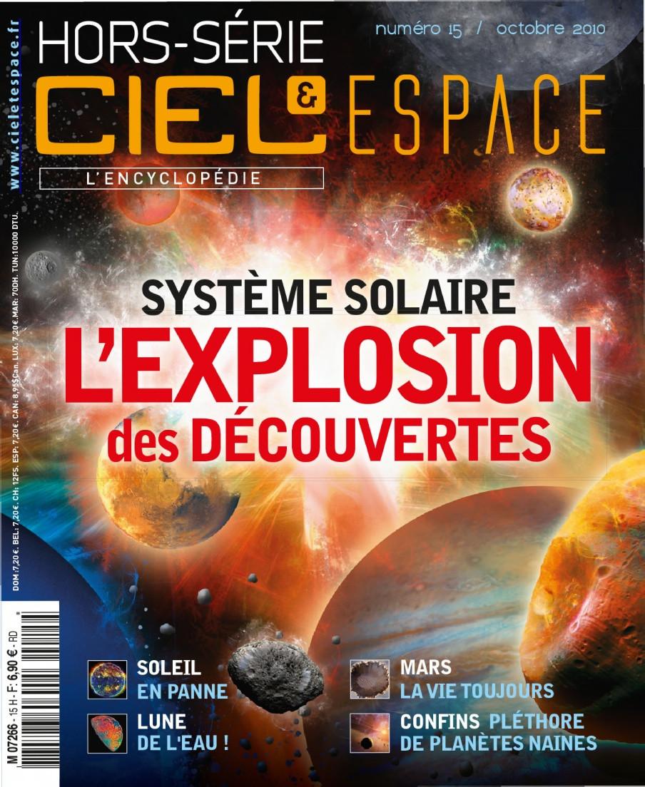 Ciel Et Espace Hors Serie : espace, serie, Espace, Série, N°15, Telecharger, Magazines,, Journaux, Livres, Gratuitement