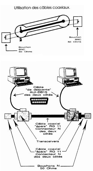ethernet standard thicknet