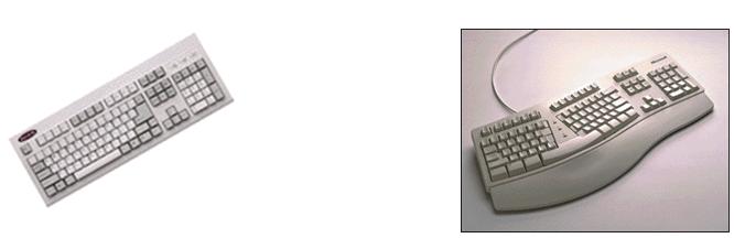 Périphériques de saisie informatique : Le Clavier