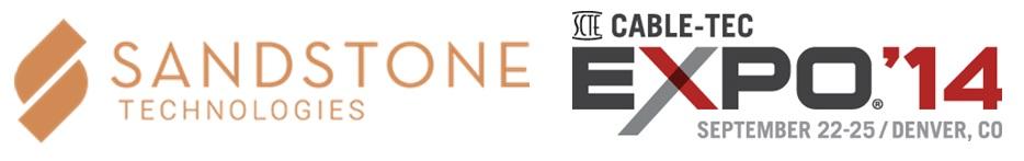 Sandstone & Cable-Tec Expo Logo