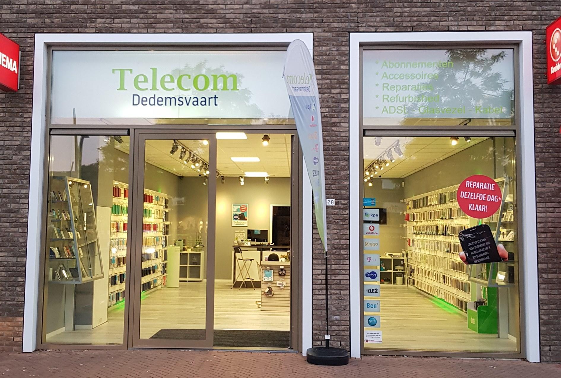 Telecom Dedemsvaart winkel