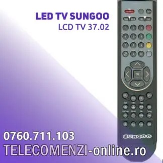 Telecomanda Sungoo LCD-TV 3702