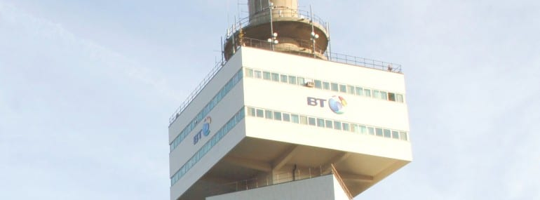 BT research building