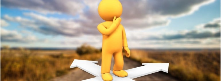 crossroads confusion