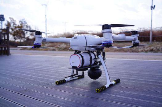Huawei drone