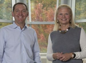 IBM Red Hat Rometty Whitehurst cropped
