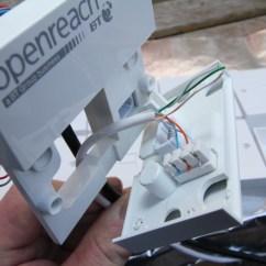 Socket Wiring Diagram Uk Modine Heater Telephone Installations | Telecom Services Worcestershire