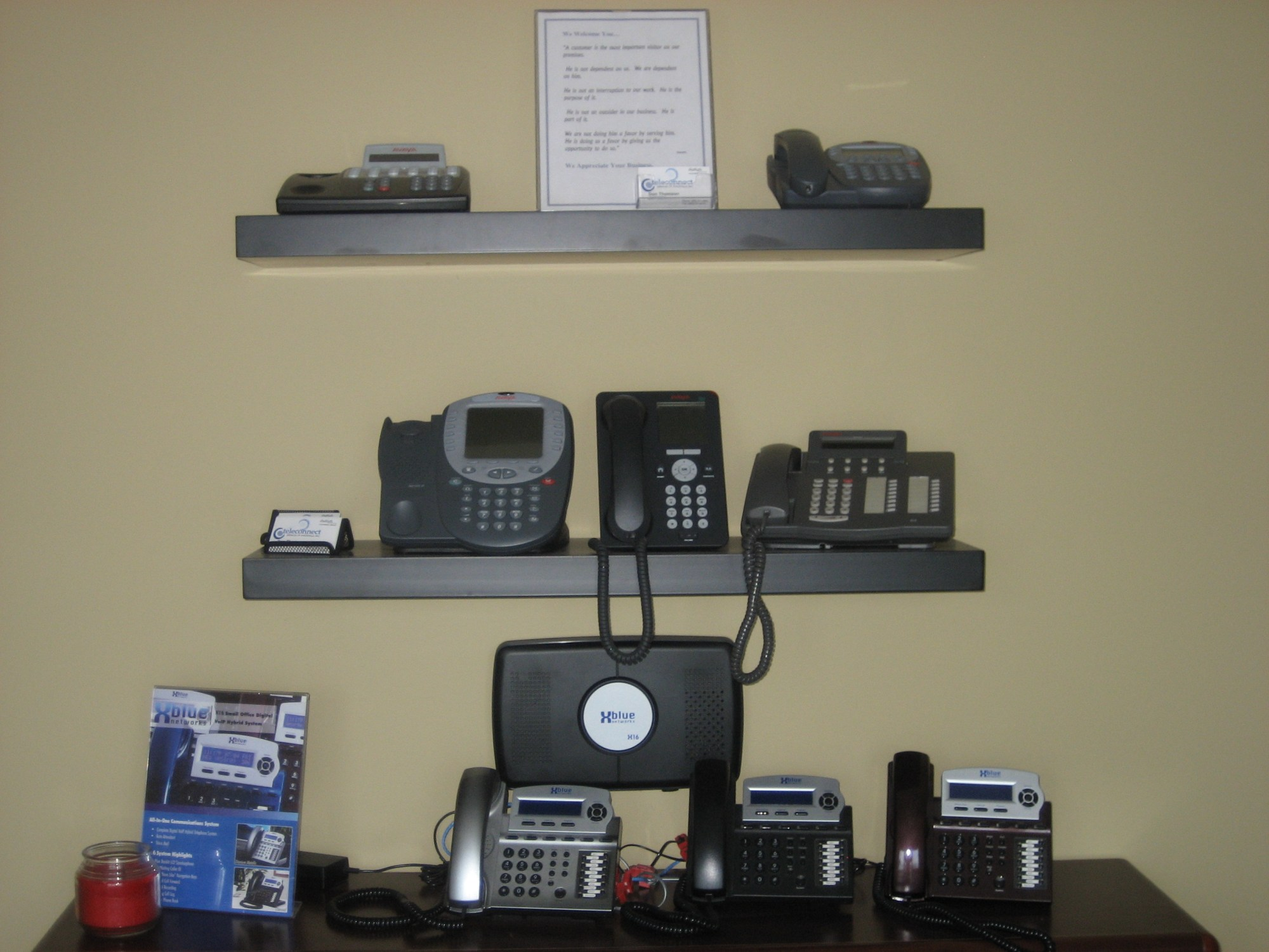 hight resolution of phone systems knoxville tn