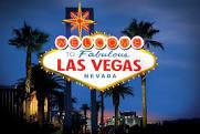 We're in Las Vegas this week