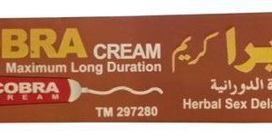 Cobra Delay Cream