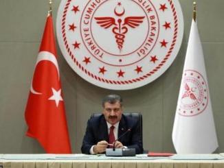 turkiye koronavirus