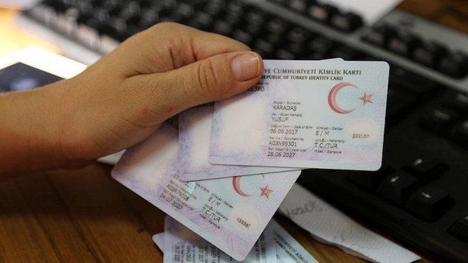 kimlik ehliyet birlestirme ucret