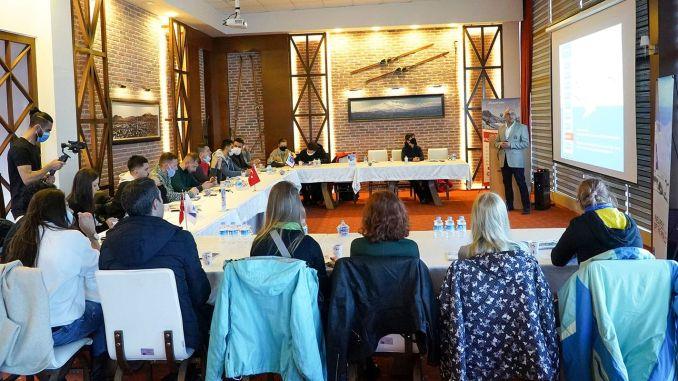 erciyes kayak merkezi global tanitimlarini surduruyor