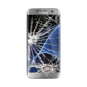 Galaxy S7 Edge Skjermbytte