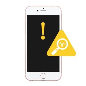 iPhone 6S Diagonisering Av Enhet