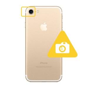 iPhone 7 Bak KameraGlass Skifte