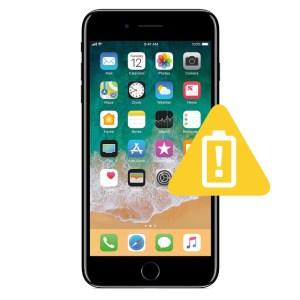 iPhone 7 Plus Batteri Skifte