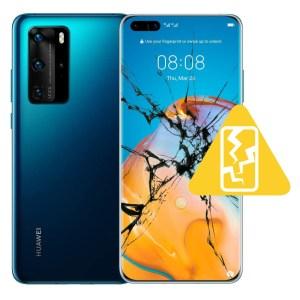 Huawei P40 Pro Skjermbytte