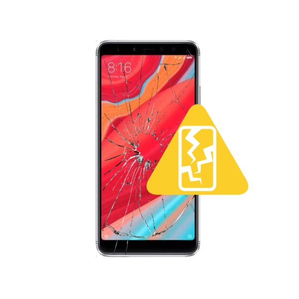 Xiaomi Redmi S2 Skjermbytte